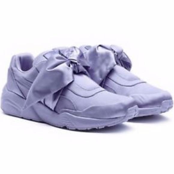 8ca1877189b7 Puma x Fenty By Rihanna Bow Sneaker sz 9 new. M 5a34185c45b30ca2f900cb08